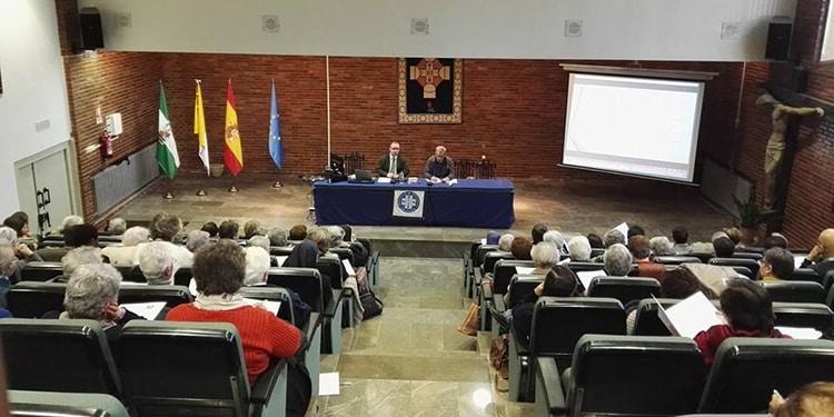 Jornada de Vida Consagrada 2016 en la Facultad de Teología en Granada