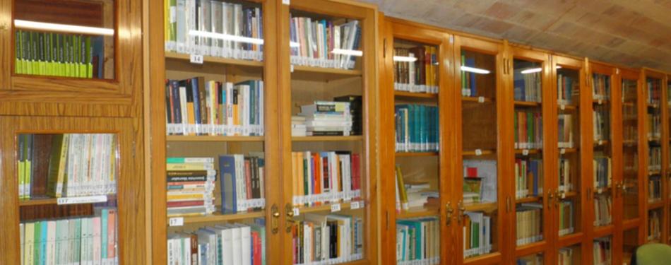 Sala de la Biblioteca del Centro Dari