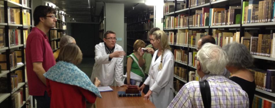 Biblioteca Facultad de Teología de Granada