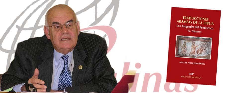 Banner Presentación de libro Miguel Pérez