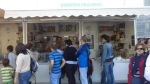 Caseta de la Librería Paulinas de Valladolid