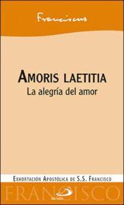Documento Amoris laetitia la alegria del amor