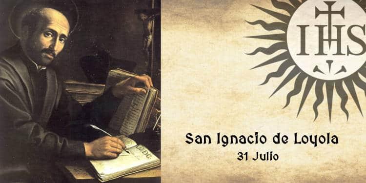 Banner de San Ignacio de Loyola