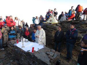 Misa en los Tajos de la Virgen