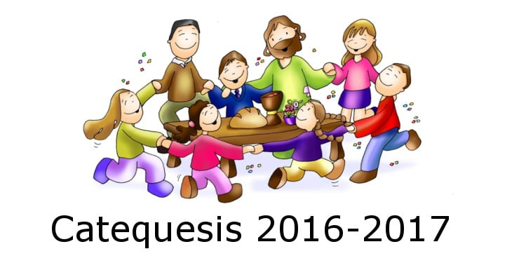 Banner catequesis 2016-2017