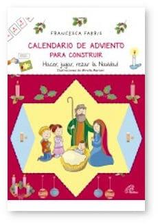 Calendario de Adviento para construir