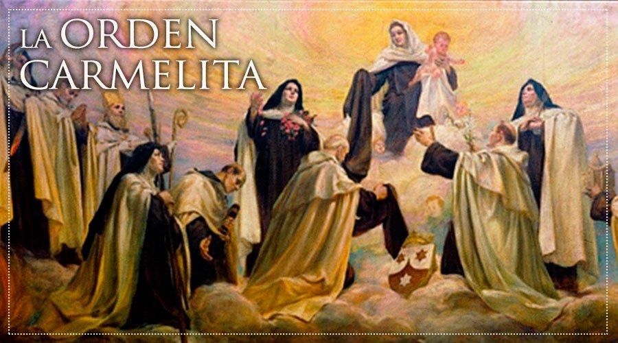 Fundadores de la Orden Carmelita