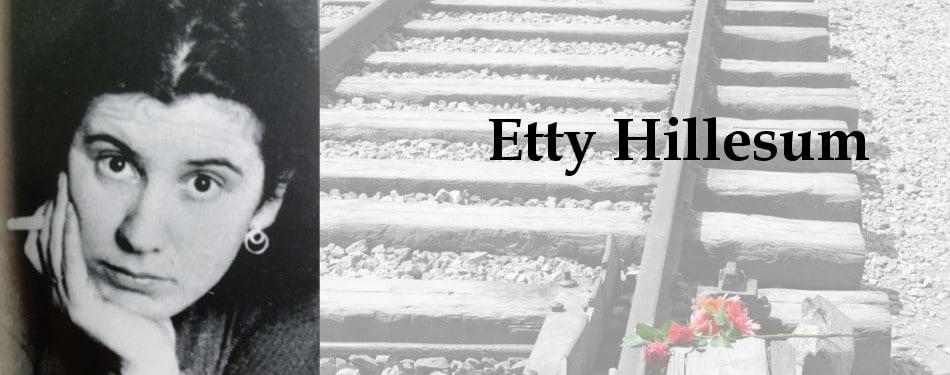 Banner Etty Hillesum