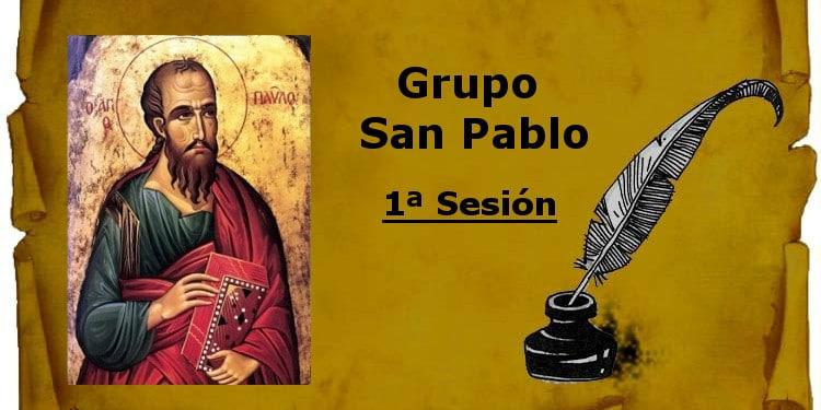 Banner Grupo San Pablo 1ª sesión