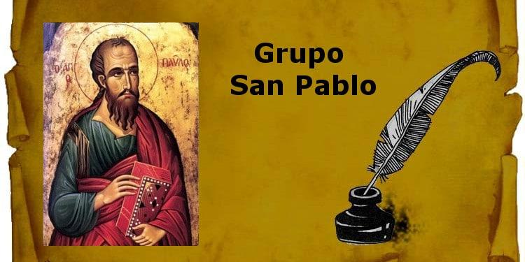 Banner pergamino Grupo San Pablo