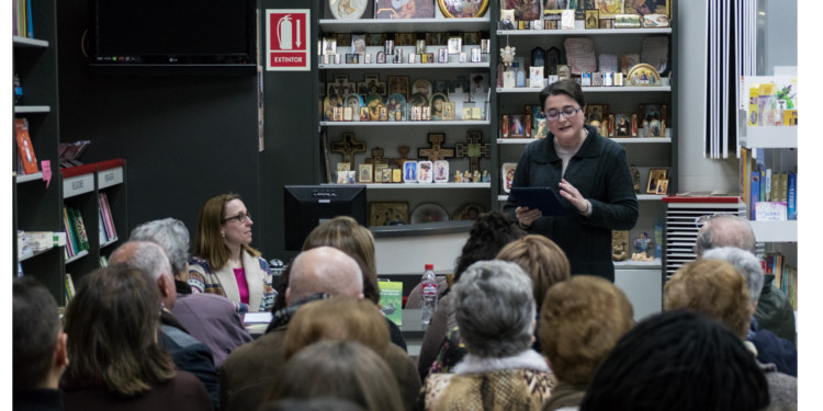 Banner Presentación libro Mª Victoria Romero