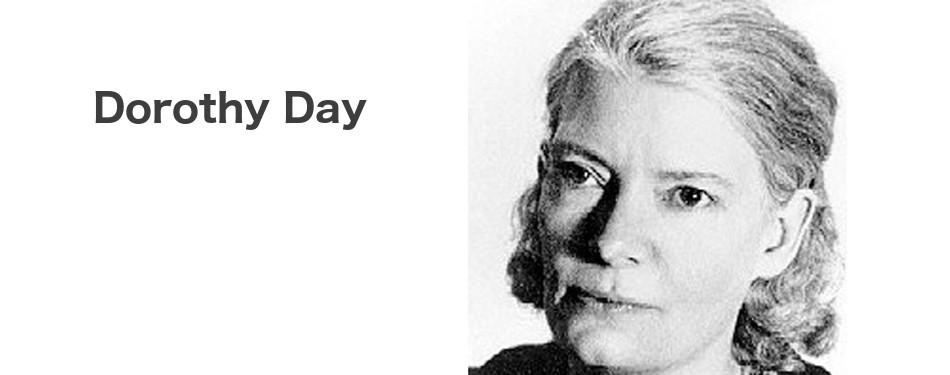 Banner Dorothy Day
