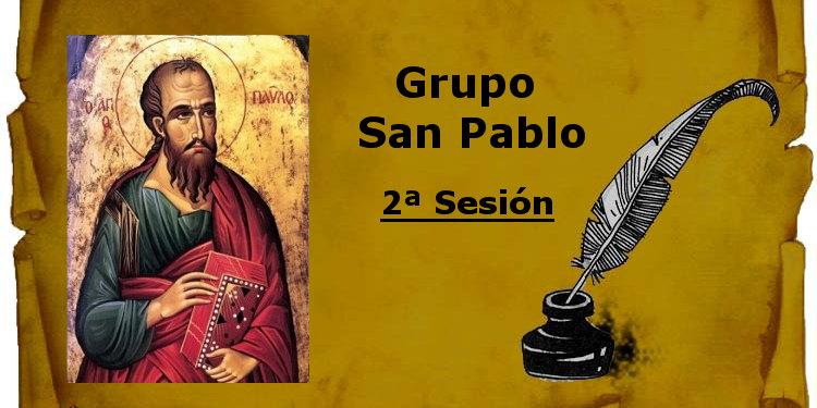 Banner Grupo San Pablo 2ª sesión