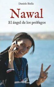 portada del libro nawal el angel de los profugos de la editorial paulinas lectura recomendada para el mes de julio