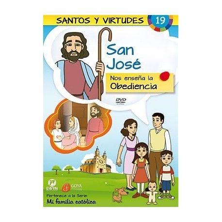 San José nos enseña la obediencia