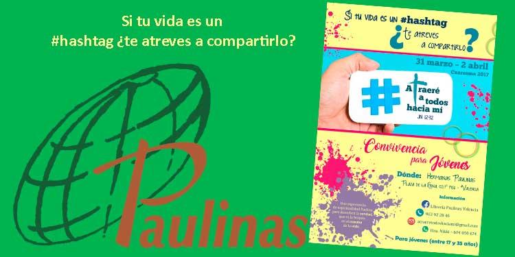 Convivencia para jóvenes Paulinas Valencia