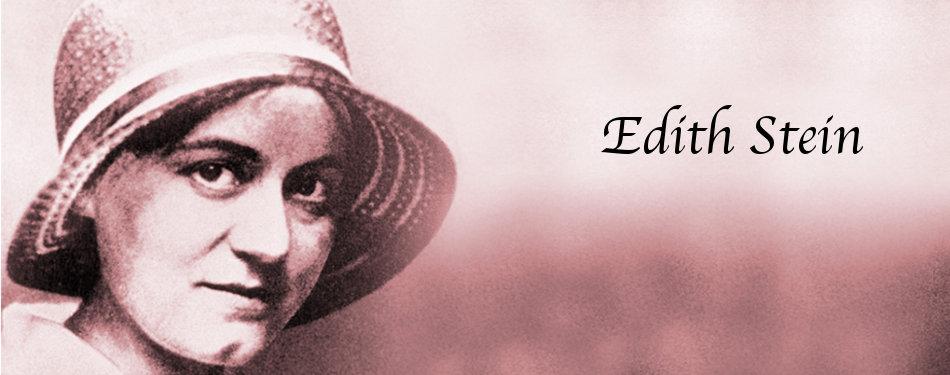 Banner Edith Stein