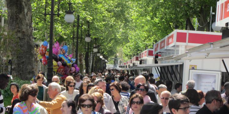 Banner Feria del libro Granada