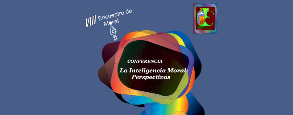 Banner conferencia Inteligencia moral