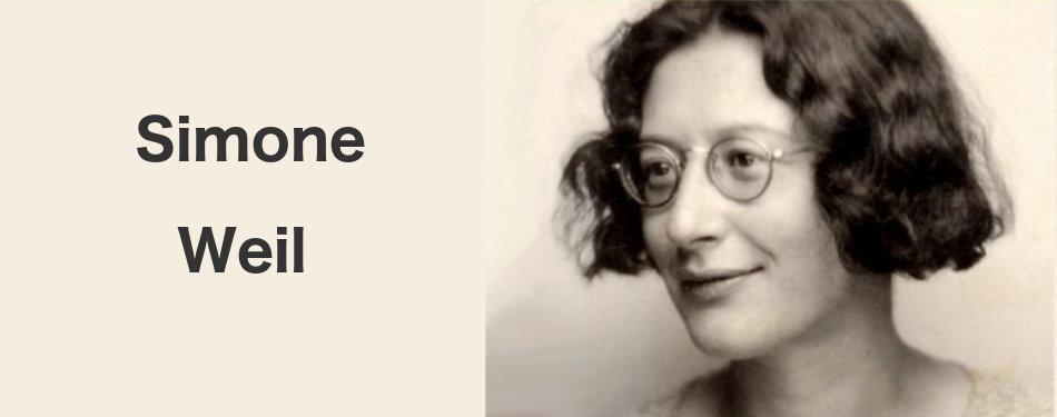 Banner Simone Weil