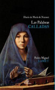 portada del libro las palabras calladas diario de maria de nazaret de la editorial paulinas