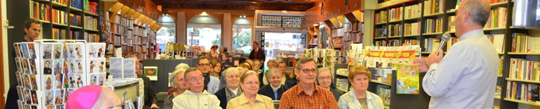 Charla en Librería Paulinas Valencia