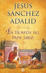 Portada del libro En tiempos del papa sirio de Jesus Sanchez Adalid
