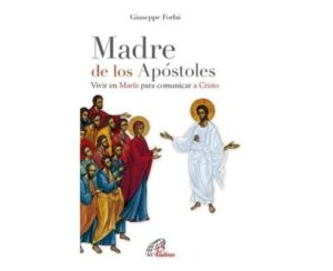 Portada del libro madre de los apostoles de la editorial paulinas