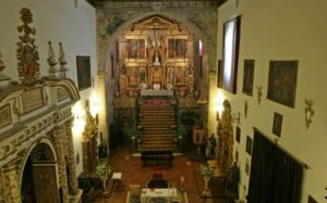 Iglesia del Monasterio Santa Isabel la Real