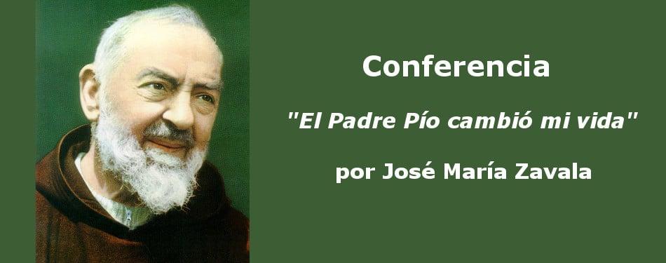 Conferencia José María Zavala
