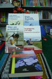 Portada de los libros de Paolo Scquizzato