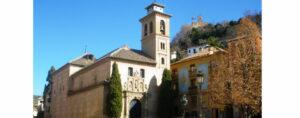 Portada Iglesia Santa Ana