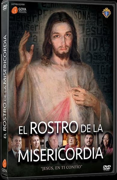 El rostro de la misericordia dvd