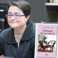 Mª Victoria Romero y su libro