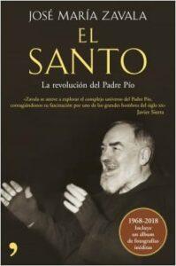 Portada del libro El santo la revolucion del padre Pio