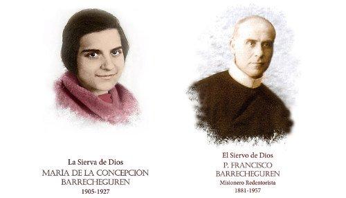 Conchita y Francisco Barrecheguren
