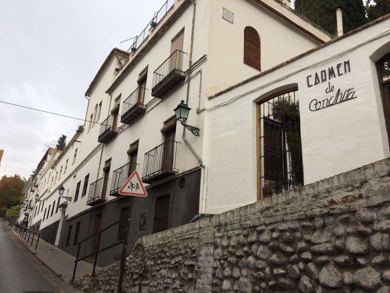 Entrada Carmen de Conchita