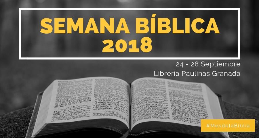 Semana bíblica 2018