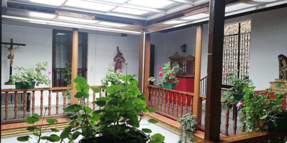 2º piso Museo Carmelitas