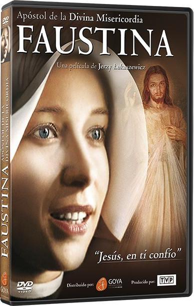 DVD Santa Faustina Kowalska