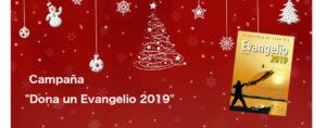 Campaña dona un Evangelio 2019