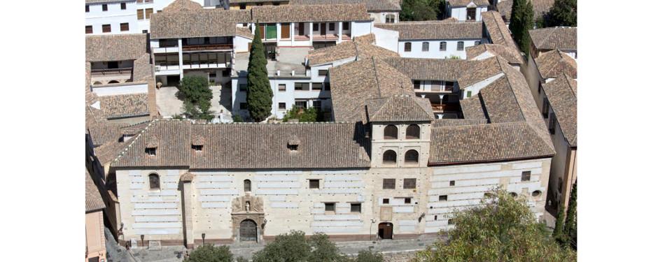 Convento de Zafra vista general