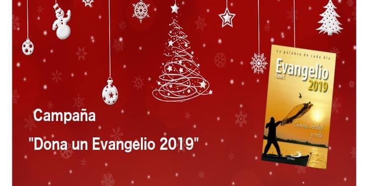 """En Adviento en Paulinas empezamos la campaña """"Dona un Evangelio"""""""