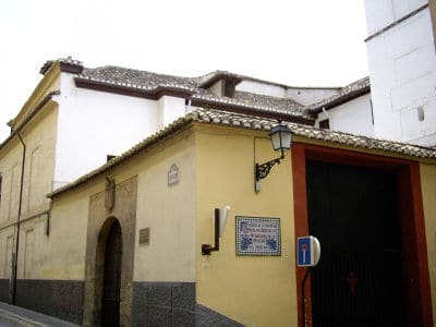 Convento de las Comendadoras de Santiago en Granada