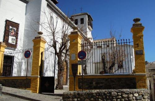 Convento de la Concepción en Granada
