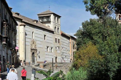 Convento de Zafra en Granada