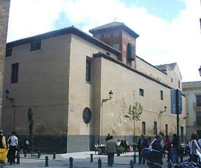 Monasterio de la Encarnación en Granada