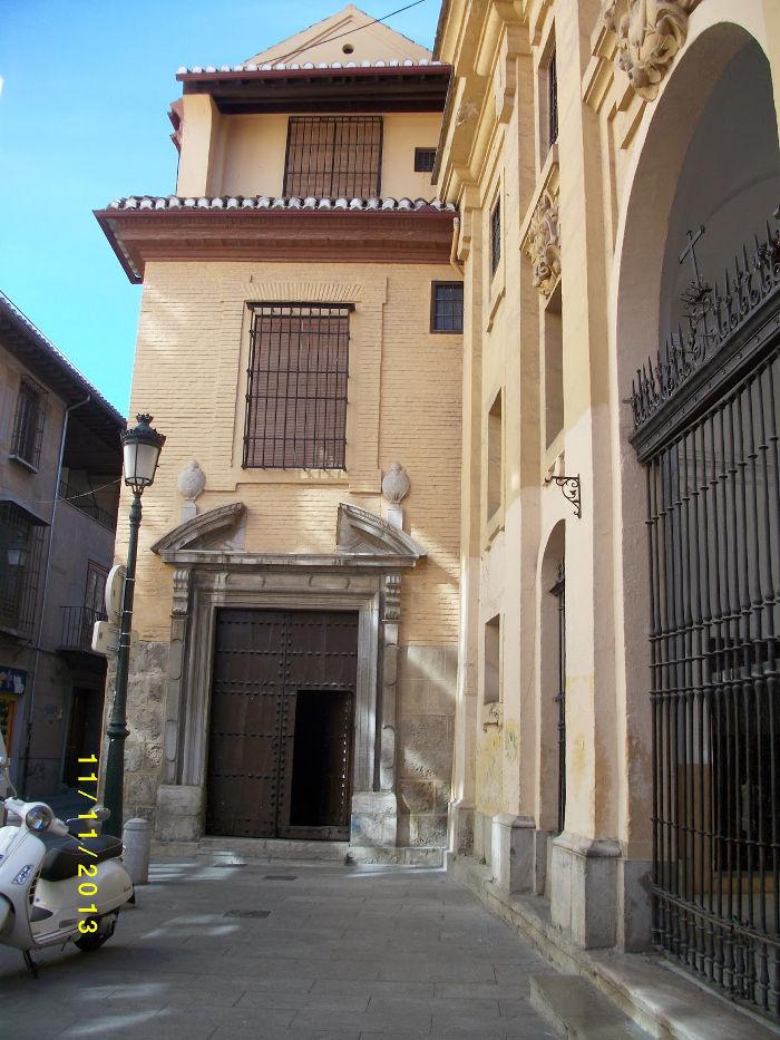 Monasterio del Santísimo Corpus Christi en Granada