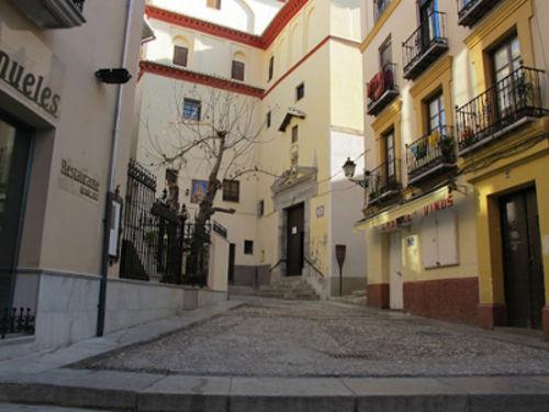 Monasterio del Carmen en Granada