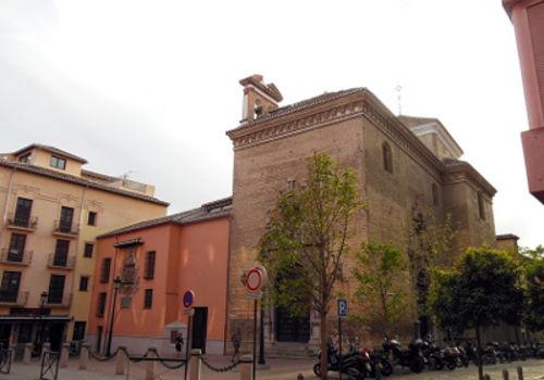 Monasterio de San José en Granada